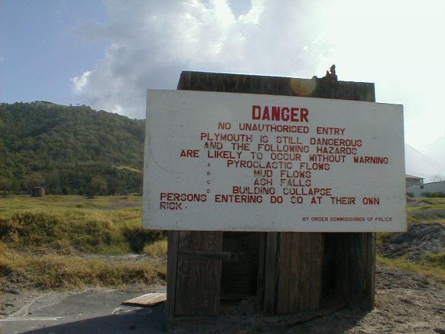 20 years after Montserrat volcano eruption, many still in shelter housing